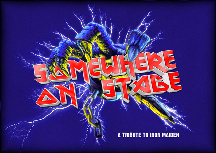 Somewhere On Stage (Iron Maiden tribute)