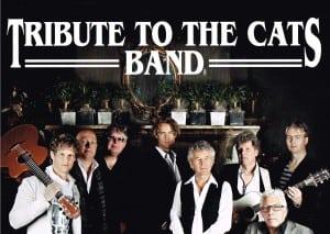 Tribute to the Cats band voordelig boeken bij burolivemuziek.nl