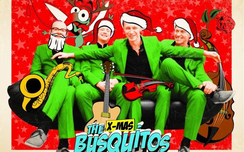 Busquitos Kerst