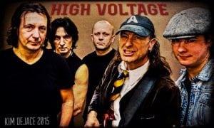 High Voltage AC/DC Burolivemuziek.nl