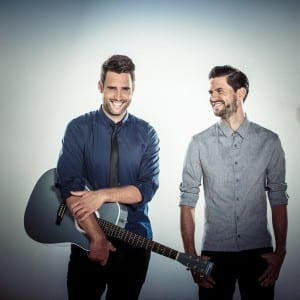 Nick en Simon 2 burolivemuziek.nl