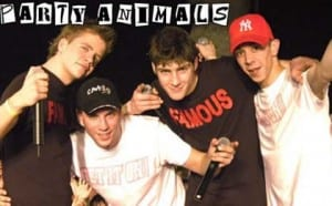 Party Animals boek je voordelig bij burolivemuziek.nl