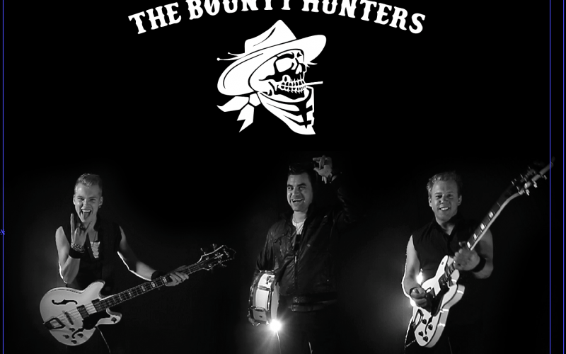 The Bounty Hunters ft Johannes Rypma