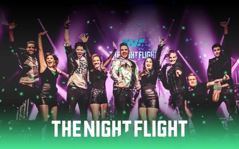 The Night Flight (Night Flight to Rio)