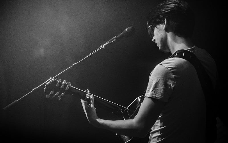 Zanger / Gitarist Ingmar