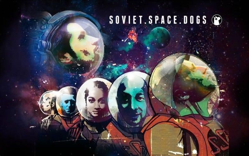 Sovjet Space Dogs