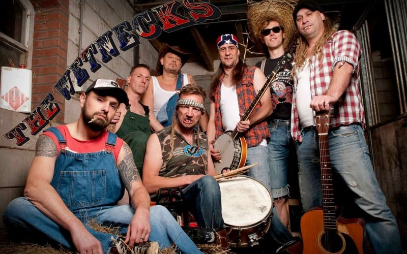 The Wetnecks