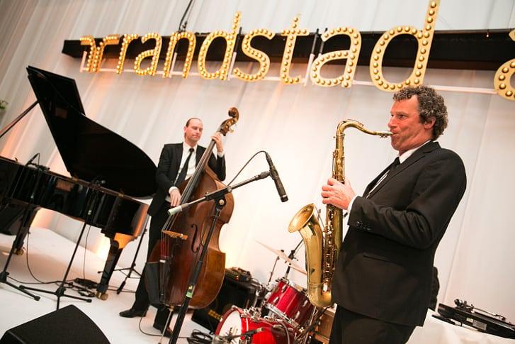 Jazzband met SaraLee