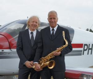 Beeren en Bijvoet Jazz duo boeken bij Burolivemuziek.nl