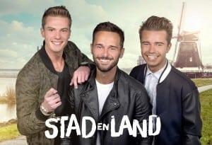 Stad en Land boek je vertrouwd en voordelig bij Burolivemuziek.nl