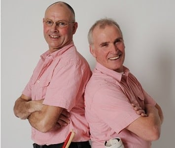 Stemmingsorkest Duo Please