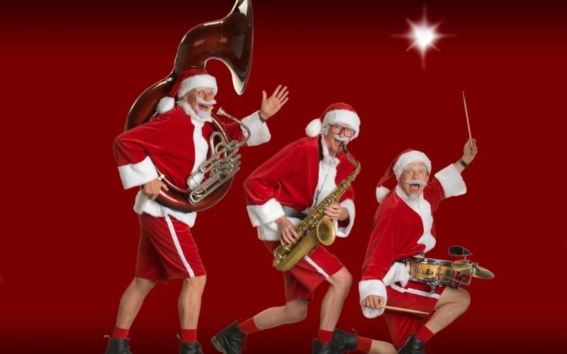 De Nieuwe Kerstmannen!