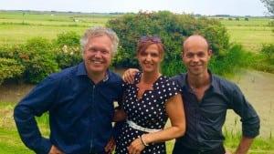 Trio Blue Skies voordelig boeken bij Burolivemuziek.nl
