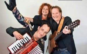 Trio the Band boek je voordelig bij Burolivemuziek.nl