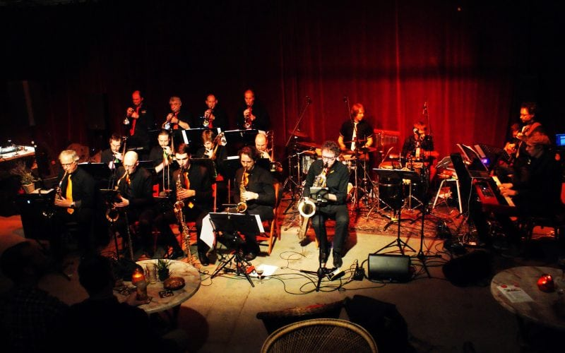 The Phat Cool Bigband