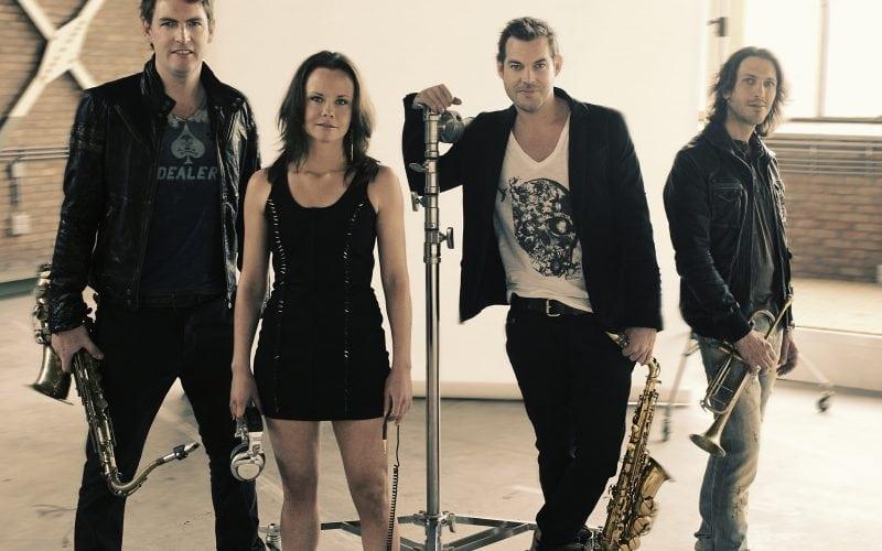 Supercharged / Saxofonisten