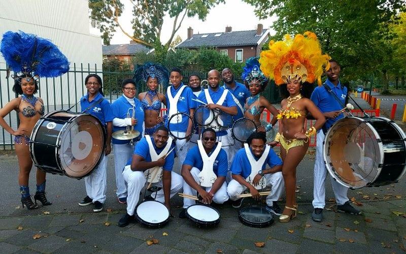 Caribbean Brassband