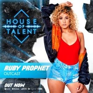 Ruby van Prophet boek je bij Burolivemuziek.nl