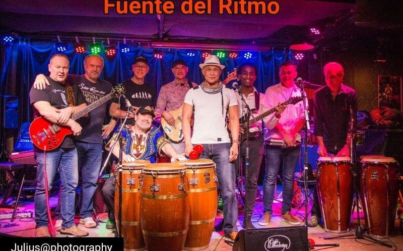 Fuente Del Ritmo / Santana tribute