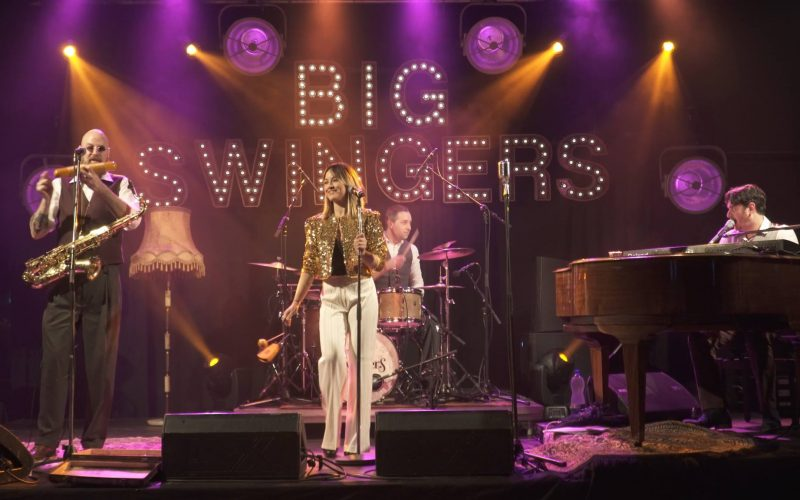 The Big Swingers